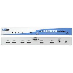 4x2 HDMI växel / switch