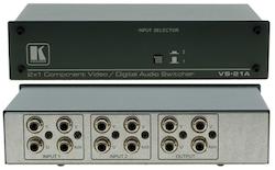 VS-21A Komponent växel / switch
