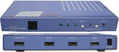 Cypress T. CHDMI-31 HDMI växel / switch