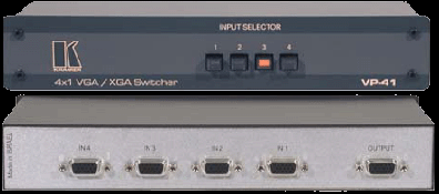 Kramer VP-41 Komponent växel / switch