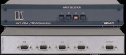VP-41 Komponent växel / switch