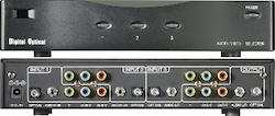 AVT-5831 Komponent växel / switch