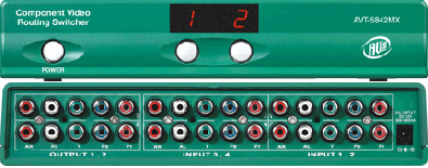 Avtool AVT-5842Mx Komponent växel / switch