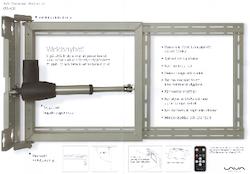 LVM-601 Motorstyrt väggfäste