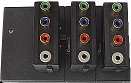 Cypress T. Komponent splitter 1-2