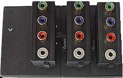 Komponent splitter 1-2