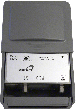 Digiality 7320 Bästa antennförstärkaren