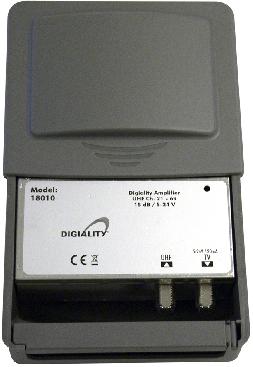 Digiality 7313 Antennförstärkare