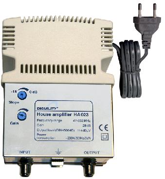 Digiality HA023 Antennförstärkare