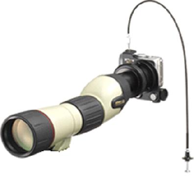 Nikon ED-82 Digiscopingpaket