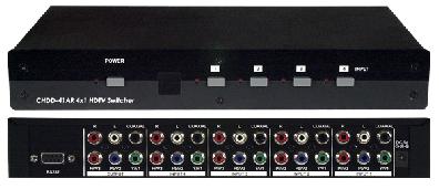 Cypress T. CHDD-41AR Komponent växel / switch