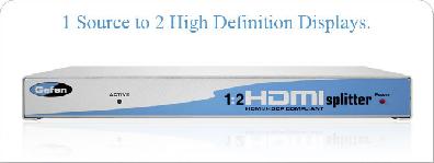 Gefen HDMI Split 1:2