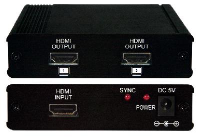 Cypress T. CHDMI-2 HDMI splitter