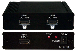 CHDMI-2 HDMI splitter