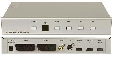 Cypress T. CM-393 HDMI scaler / konverter
