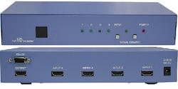 CHDMI-41 HDMI Switch / växel