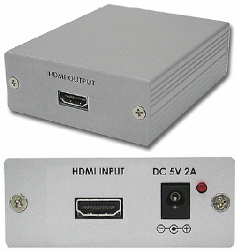 Cypress T. CP-263H HDMI Repeater / Förstärkare