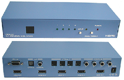 CHDMI-41AT HDMI/Audio Switch