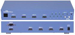 CHDMI-81 HDMI Växel / Switch