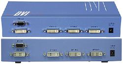 CDVI-61 DVI växel / switch