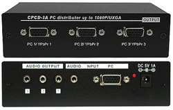 CPCD-3A VGA splitter