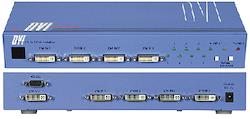 CDVI-81 DVI växel / switch 8:1