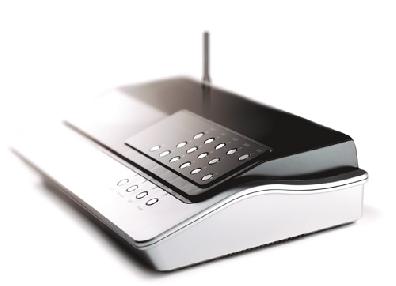 Techlink AV70R Deluxe Scart Switch box