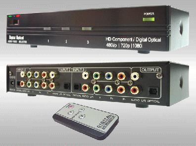 Nordic quality CAS-31-RH Komponent switch / växel