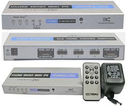 HDS-32 HDMI Switch / Växel