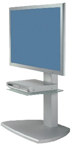 QFF 95 Golvstativ för platta skärmar