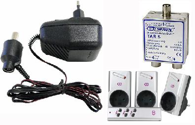Digitaltvexperten Antennväxel för hybridmottagare