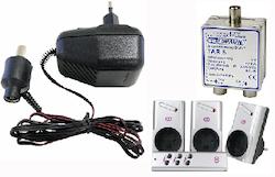 Antennväxel för hybridmottagare