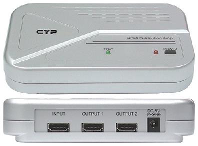 Cypress T. CH-12 HDMI Splitter 1-2