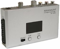 RF 3000 Universal Video RF-modulator UHF
