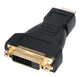 Digitaltvexperten std HDMI hane - DVI hona
