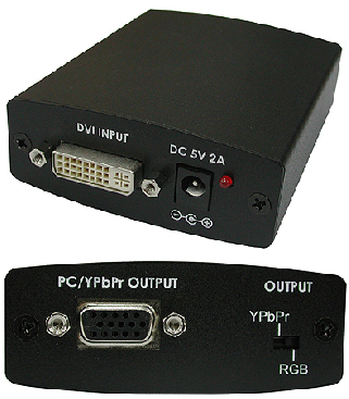 Lektropacks VISIONFC3 HDCP Remover DVI-D - VGA