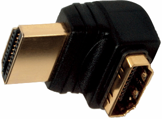 Techlink HDMI Vinkel adapter 270°