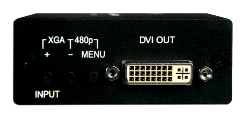 Cypress T. Scaler & converter to DVI-D