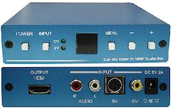 CM-392 Scaler/converter till HDMI