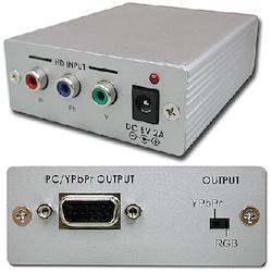 CP-265 Komponent till VGA konverter