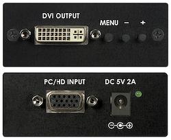 CP-252 VGA till DVI Scaler/Converter