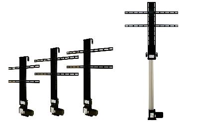 LVE-6455 Tv - Lyft / Hiss 45cm