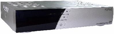 Maximum T-1020 dubbla tuners fria kanalerna