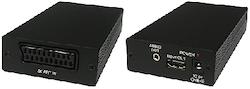 CS-720PHD Scart till HDMI converter DEMO