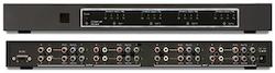 CCMX-44 Komponent Matrix switch 4:4