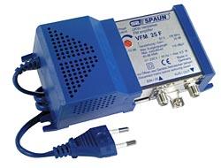 Spaun VFM-25-F Antennförstärkare FM
