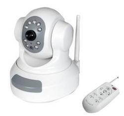 Trådlös övervakningskamera motor utan mottagare