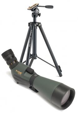 Naturescope 20-60X85WP med Velbon Sherpa 538