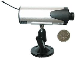 Trådlös laddningsbar övervakningskamera
