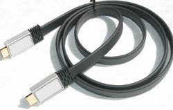 HDMI PRO FLAT CABLE 2,5m